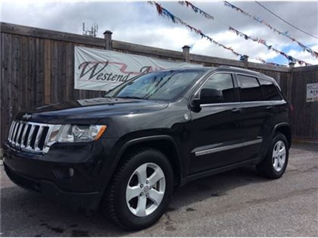 2013 JEEP GRAND CHEROKEE Laredo in Ottawa, Ontario