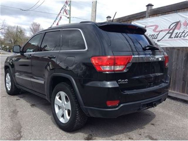 used 2013 jeep grand cherokee v6 cy laredo ottawa. Black Bedroom Furniture Sets. Home Design Ideas