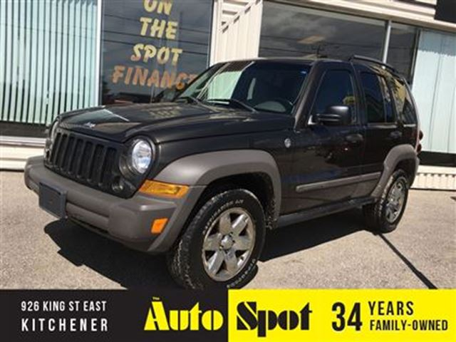 2006 JEEP LIBERTY Sport/METICULOUSLY MAINTAINED FROM NEW ! in Kitchener, Ontario