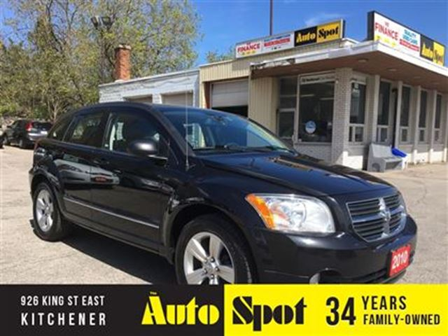 2010 Dodge Caliber SXT/LOW, LOW KMS./PRICED FOR A QUICK SALE ! in Kitchener, Ontario