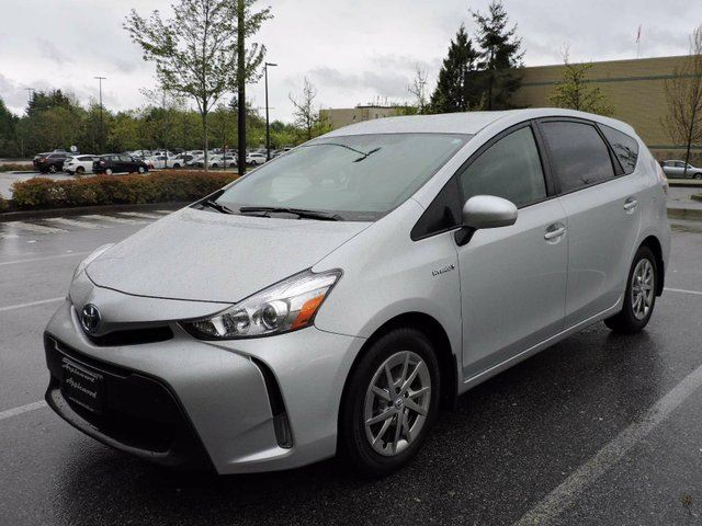 2015 Toyota Prius Navigation in Surrey, British Columbia