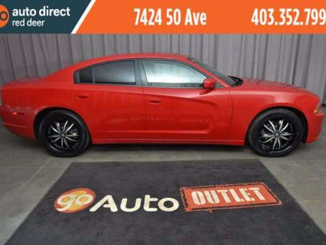 2013 DODGE CHARGER SE 4dr Rear-wheel Drive Sedan in Red Deer, Alberta