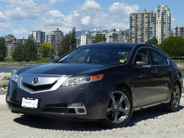used 2010 acura tl sh awd tech at vancouver. Black Bedroom Furniture Sets. Home Design Ideas