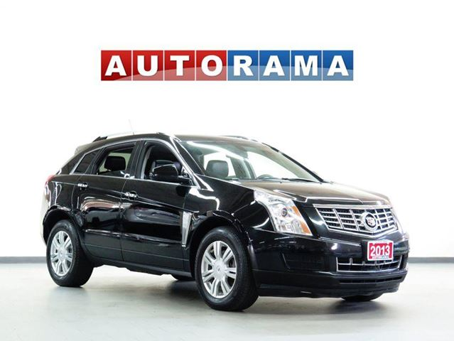 2013 CADILLAC SRX NAVIGATION LEATHER SUNROOF 4WD in North York, Ontario