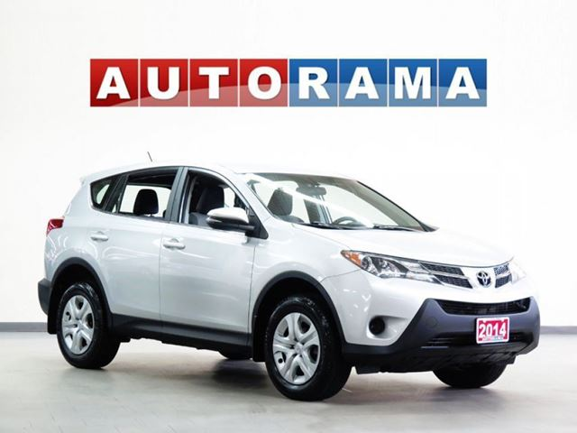 2014 Toyota RAV4 4WD in North York, Ontario