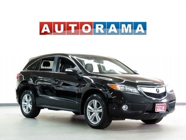 2014 ACURA RDX TECH PKG NAVIGATION LEATHER SUNROOF BACKUP CAM  in North York, Ontario