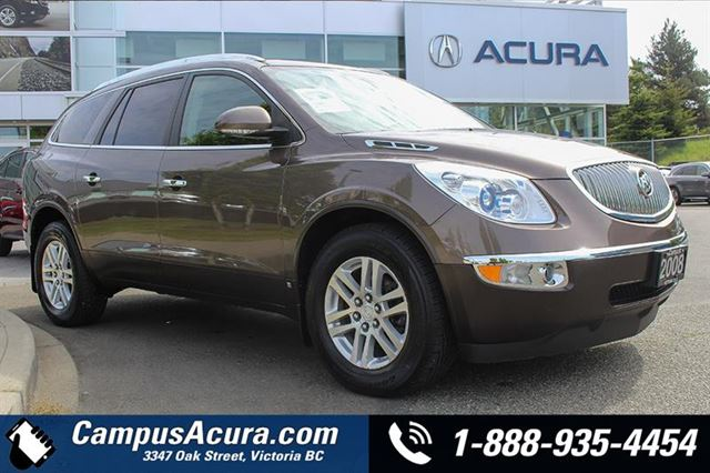 2008 BUICK ENCLAVE AWD 4dr CX in Victoria, British Columbia