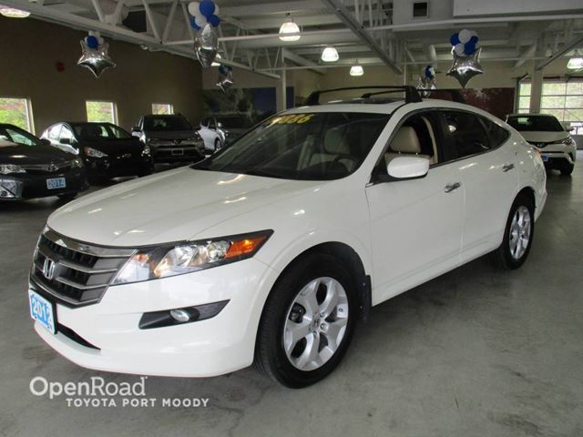 2012 honda crosstour ex l leather sunroof navigation port moody british columbia car for. Black Bedroom Furniture Sets. Home Design Ideas