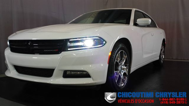 2016 Dodge Charger SXT PLUS AWD in Chicoutimi, Quebec