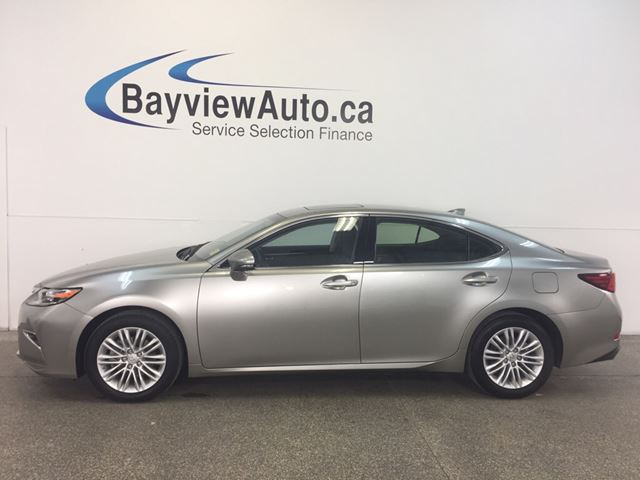 2016 LEXUS ES 350 - 3.5L! SUNROOF! LEATHER! BLUETOOTH! CRUISE! in Belleville, Ontario