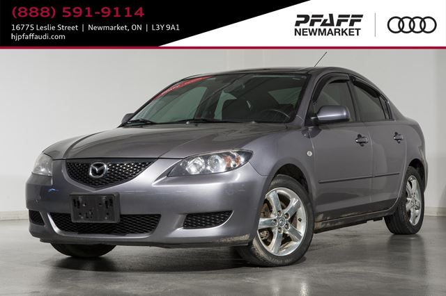2006 MAZDA MAZDA3 GS As-Is in Newmarket, Ontario