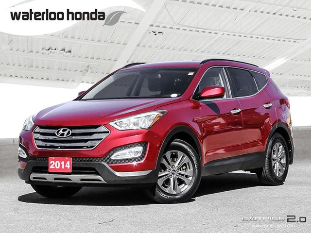 2014 HYUNDAI SANTA FE 2.4 Base One Owner. Automatic, A/C and More! in Waterloo, Ontario