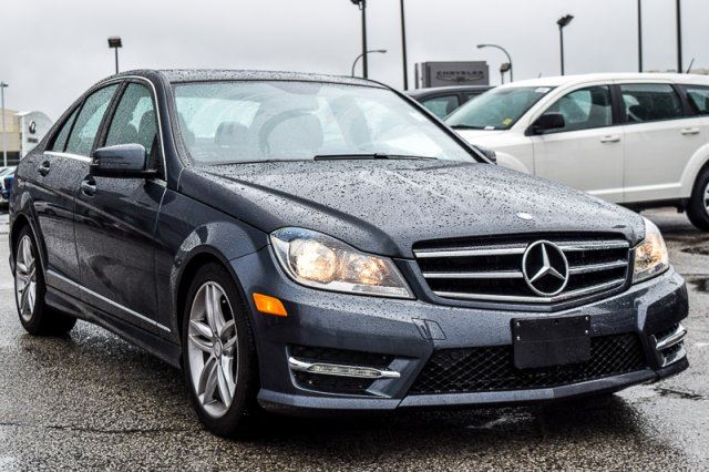 2014 mercedes benz c class c300 4matic sunroof bluetooth for Mercedes benz sunroof