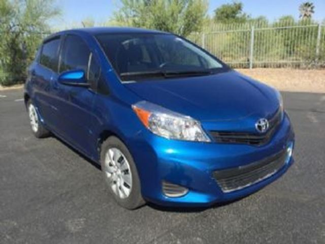 2014 Toyota Yaris 5dr HB Auto LE w/Convenience Package in Mississauga, Ontario