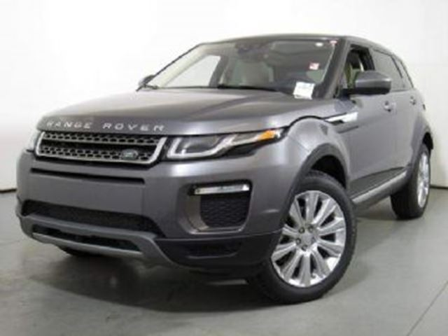 2016 LAND ROVER RANGE ROVER EVOQUE 5dr HB HSE in Mississauga, Ontario