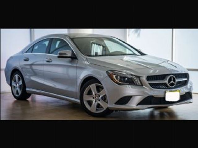 2017 Mercedes Benz C Class Cla250 Coupe Fwd Silver Lease