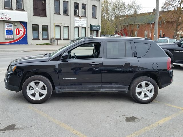2016 jeep compass high altitude lindsay ontario car for. Black Bedroom Furniture Sets. Home Design Ideas