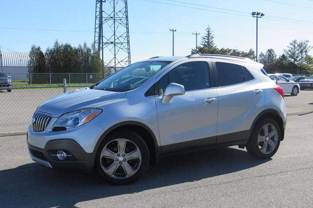 2013 Buick Encore Leather in Saint-Remi, Quebec