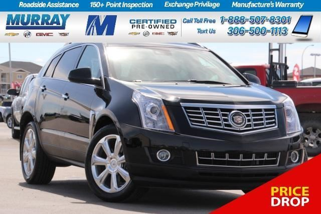 2015 Cadillac SRX Premium in Moose Jaw, Saskatchewan