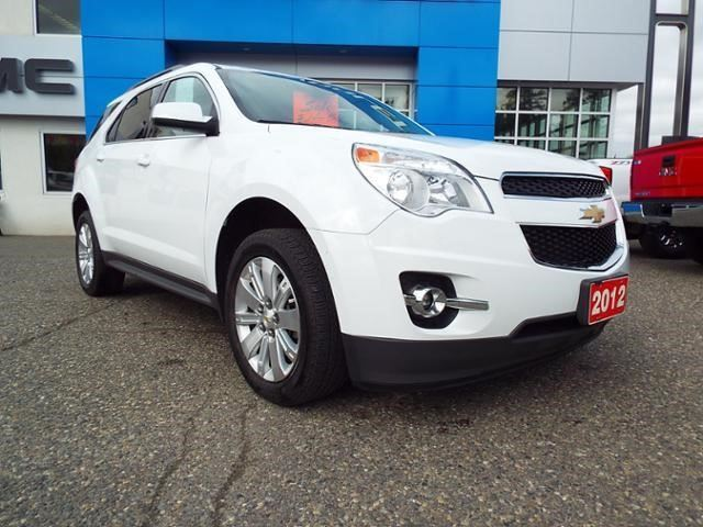 2012 Chevrolet Equinox 2LT in Quesnel, British Columbia
