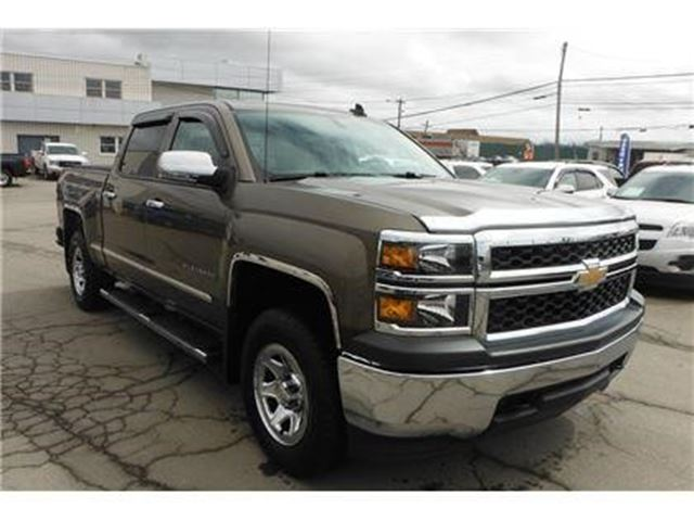 2015 CHEVROLET SILVERADO 1500 LS in New Glasgow, Nova Scotia