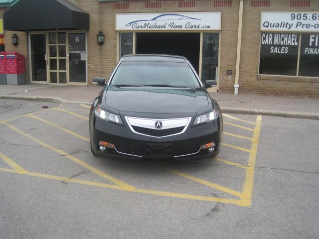 2013 Acura TL w/Tech Pkg, Navigation, Backup Cam in Mississauga, Ontario