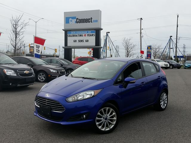 2014 Ford Fiesta ONLY $19 DOWN $41/WKLY!! in Ottawa, Ontario
