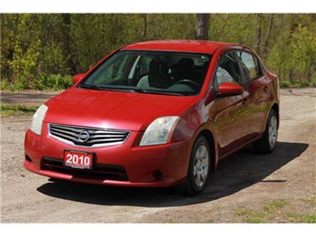 2010 Nissan Sentra 2.0 S   Accident-FREE   CERTIFIED + E-Tested in Kitchener, Ontario