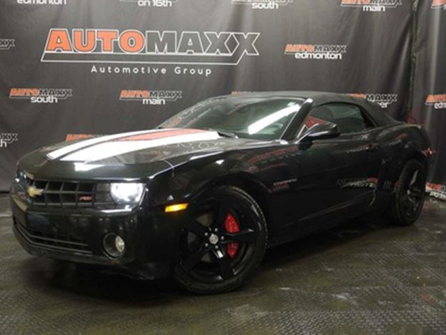 2011 Chevrolet Camaro 2LT RS w/Leather! in Calgary, Alberta