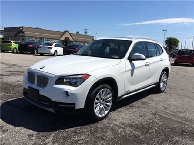 2013 BMW X1 28i/BLUETOOTH/AWD/HEATED SEATS in Fonthill, Ontario