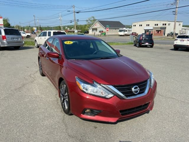 2016 nissan altima 2 5 sv new glasgow nova scotia car for sale 2769927. Black Bedroom Furniture Sets. Home Design Ideas