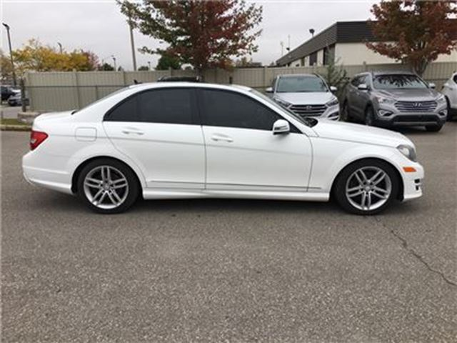 2014 mercedes benz c class 300 brampton ontario car for for Mercedes benz c class 300 for sale