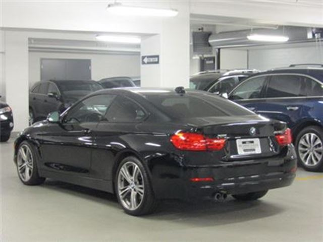 2014 bmw 428i xdrive no accident low kms red leather toronto ontario car for sale 2769893. Black Bedroom Furniture Sets. Home Design Ideas