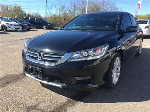 2014 Honda Accord Touring l 1.99% Finance up to 5 year O.A.C in Mississauga, Ontario