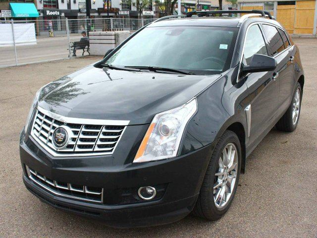 2015 CADILLAC SRX PREMIUM AWD LOADED FINANCE AVAILABLE in Edmonton, Alberta
