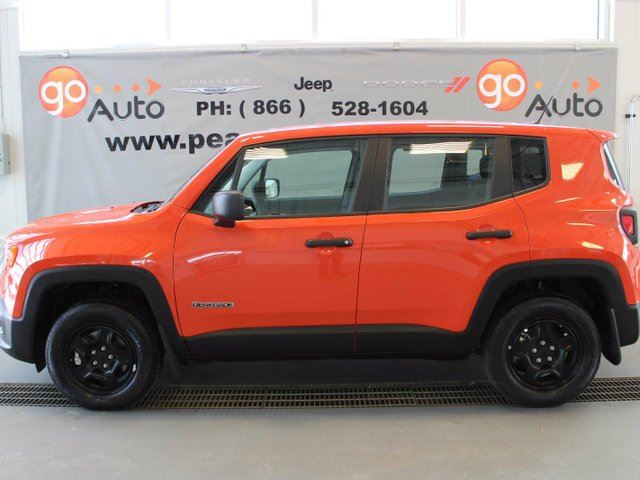 2016 JEEP RENEGADE Sport in Peace River, Alberta