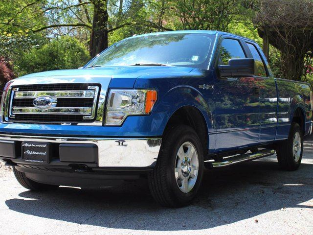 2013 FORD F-150 XLT in Langley, British Columbia