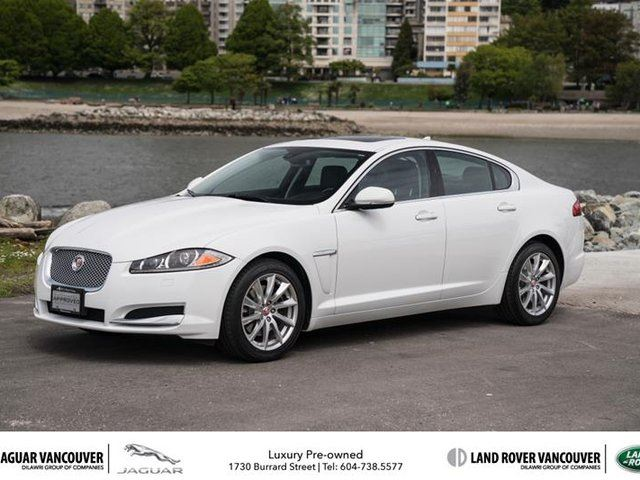 2014 Jaguar XF 2.0L I4T RWD in Vancouver, British Columbia