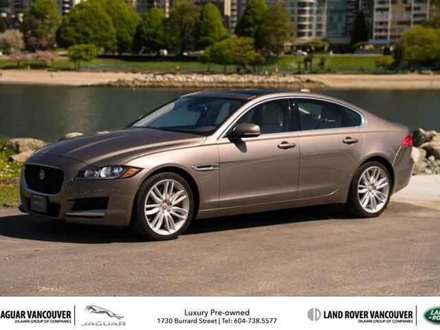 2016 Jaguar XF 3.0L AWD Prestige in Vancouver, British Columbia