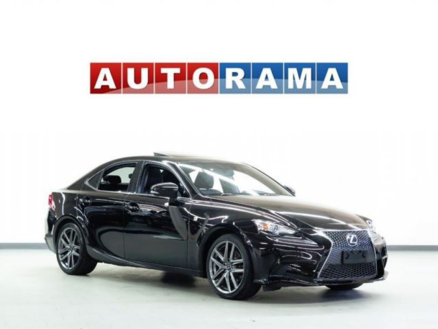 2014 Lexus IS 250 LEATHER SUNROOF 4WD in North York, Ontario