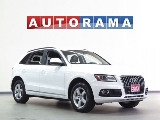 2013 AUDI Q5 LEATHER 4WD in North York, Ontario