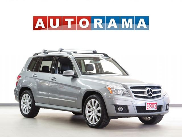 2010 MERCEDES-BENZ GLK-CLASS GLK350 LEATHER 4WD in North York, Ontario