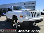 2016 Jeep Patriot HIGH ALTITUDE 4X4 in Calgary, Alberta