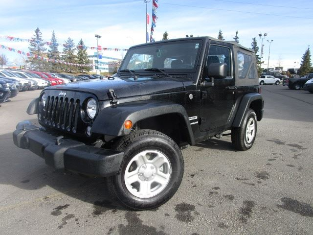 2017 jeep wrangler sport 4x4 calgary alberta car for sale 2770105. Black Bedroom Furniture Sets. Home Design Ideas