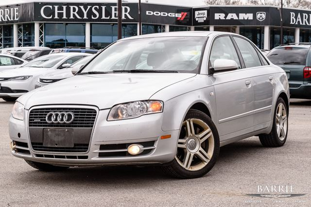 2006 AUDI A4 AWD in Barrie, Ontario