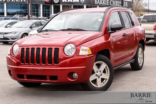 2008 JEEP COMPASS Sport/North in Barrie, Ontario