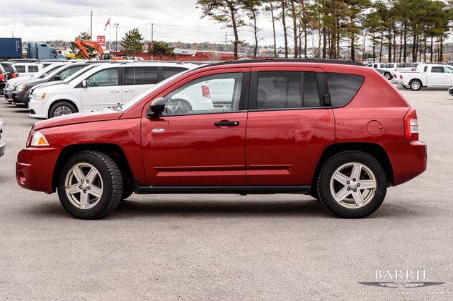 used 2008 jeep compass sport 4x4 barrie. Black Bedroom Furniture Sets. Home Design Ideas