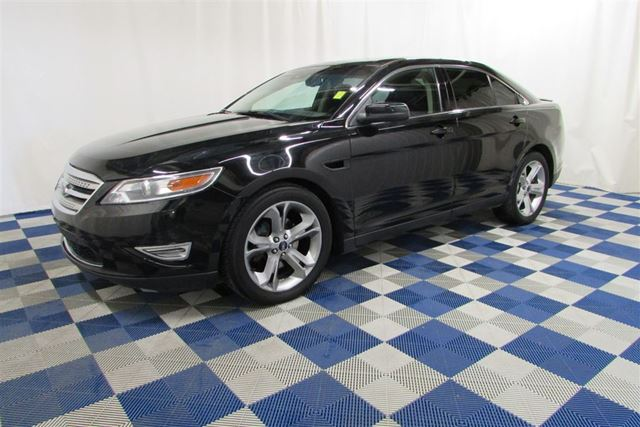 used 2012 ford taurus v 6 cy sho awd nav sunroof loaded. Black Bedroom Furniture Sets. Home Design Ideas