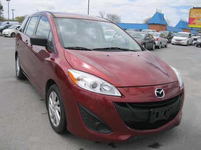2012 MAZDA MAZDA5 GS in Kingston, Ontario