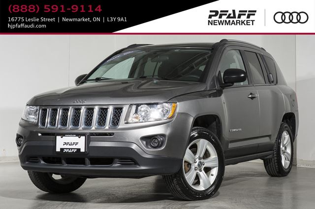 2012 JEEP COMPASS Sport/North Safety Certified in Newmarket, Ontario